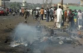 Female suicide bombers attack in Nigeria