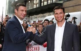 Виталий Кличко решил помочь брату обойти запрет на участие в Олимпийских играх
