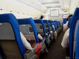 24-летний авиапассажир искусал сидящего рядом человека и умер