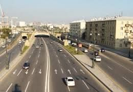 В центре Баку средняя скорость движения транспорта увеличилась