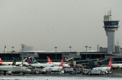 Third Istanbul airport opening delayed until 2018