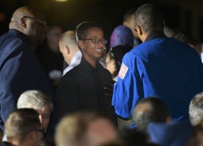 White House welcomes Ahmed Mohamed