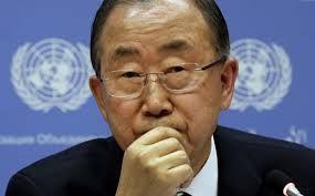 Генсек ООН едет в Израиль