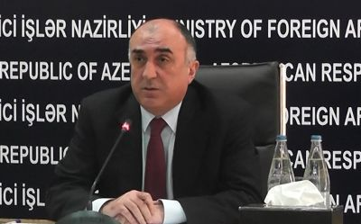 Elmar Mammadyarov speaks of  OSCE MG co-chairs