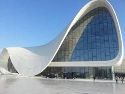 Heydar Aliyev Center to turn up blue to mark UN's 70th anniversary
