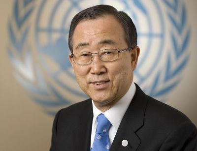 UN Secretary-General visits Israel