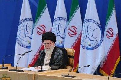 Khamenei approves nuclear deal