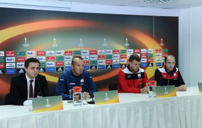FC Qabala boss: We are proud to bring such high class and professional teams to Azerbaijan
