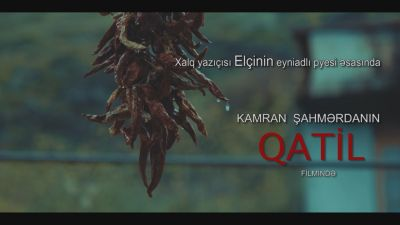 """""""Qatil""""in təqdimatı olub"""
