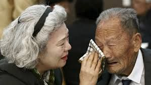 Korean families part ways after brief reunion
