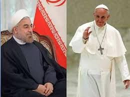 Pope Francis to meet Iran's Rouhani next month