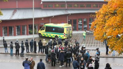 Sweden sword attack: One killed, several injured