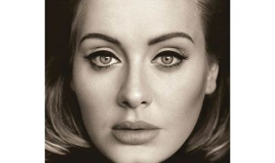 Adele opens Instagram account