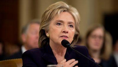 Хиллари Клинтон выдержала 11-часовой допрос