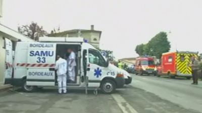 More than 40 killed in French bus crash