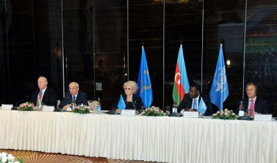 Baku hosts 35th session of Interstate Council on Aviation and Airspace Use PHOTOS