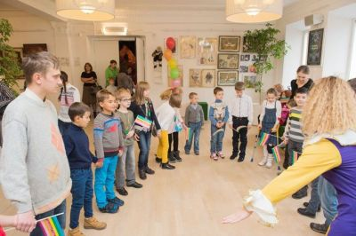 """A Sunny Day""  held following the initiative of Leyla Aliyeva PHOTOS"
