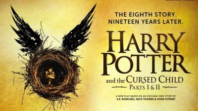 London Harry Potter play to be a two-parter