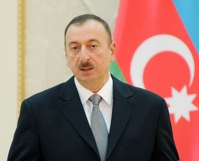 President Ilham Aliyev expressed his condolences to French President