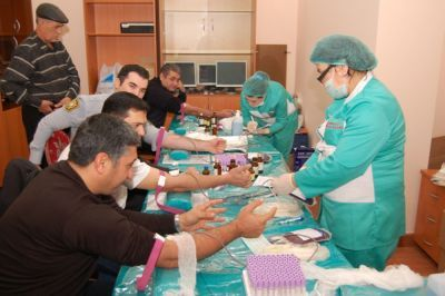 Blood donation campaign begins on Ashura Day
