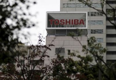 Toshiba to sell sensor business to Sony