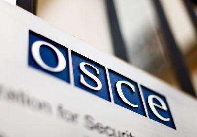 The visit of OSCE MG  co chairs to the region kick off