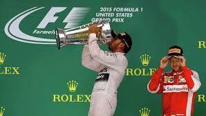 Хэмилтон стал чемпионом мира в третий раз