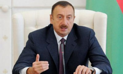 The products we exported so far will be produced in Azerbaijan The head of state says