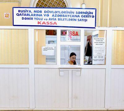 Началась продажа билетов на новый скоростной поезд Тбилиси-Баку