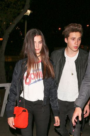 Brooklyn Beckham reunites with girlfriend Sonia Ben Ammar