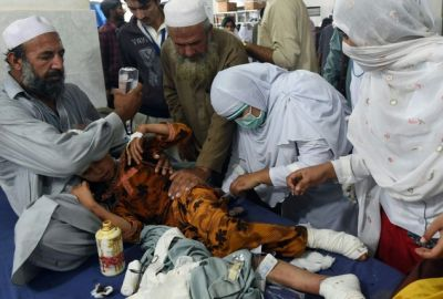 At least 17 killed in Pakistan