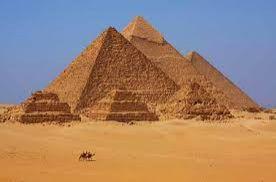 Scientists to survey Egyptian pyramids