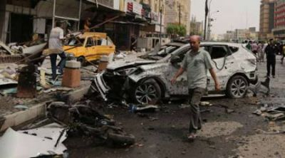 Suicide bomber kills 7 in attack on Shiite pilgrims in Baghdad