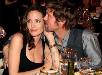 I trust Jolie with my life, Brad Pitt says