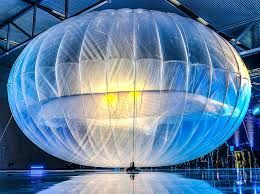 Google's Project Loon internet balloons to circle Earth