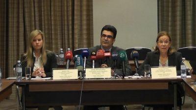 Американская компания «AJF&Associates, Inс.» рада провести «exit- poll» в Азербайджане ФОТО