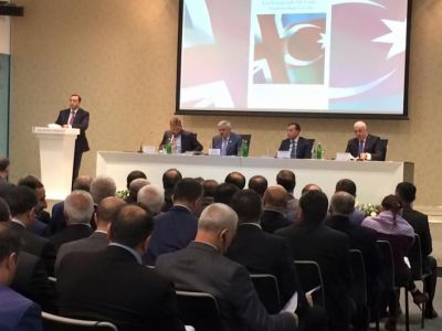 Forum on Azerbaijani-British cooperation starts