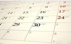В следующем месяце будет 3 нерабочих дня подряд