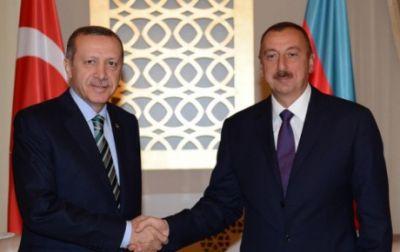 Azerbaijani President congratulates Turkish President