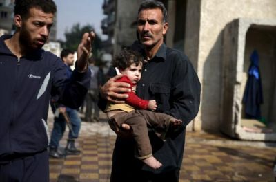 Syria: At least 40 killed in missile attack
