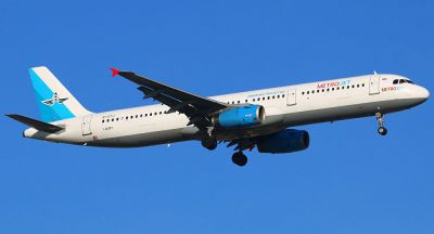 Russian airliner crashes over Egypt