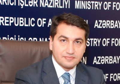 The  Azerbaijani government  has taken all necessary measures to guarantee free, open and transparent elections - Hikmat Hajiyev says