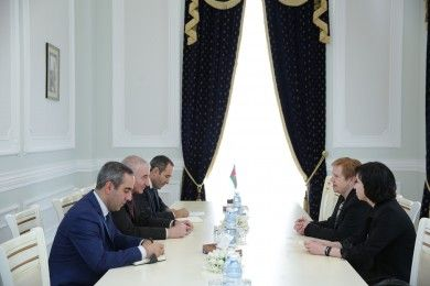 Azerbaijan, Belarus CEC chairs discuss cooperation prospects