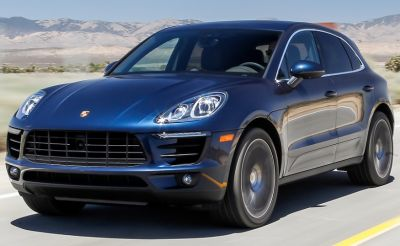 Porsche recalls  60,000 cars  over leak