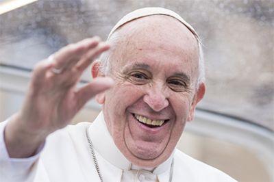 Папа Римский выпустил песню из своего будущего рок-альбома