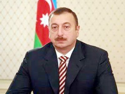 Azerbaijani President exspresses condolences to Russian President