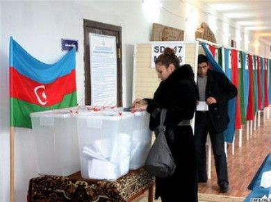 Sumgayit residents quite active in elections