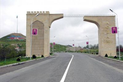Residents of Karabakh region take active part in election process