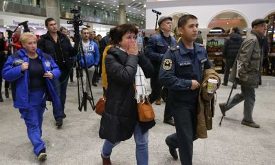 No survivors from Russian plane crash Egypt says