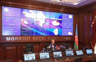 Voter turnout hits 28.2% in Azerbaijani parliamentary elections as of 12:00